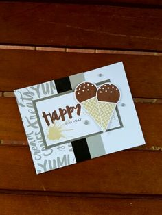 CTMH Sugar Rush card. #ctmhsugarrush I loved creating this card that would be totally suitable to gift to that special man in your life.