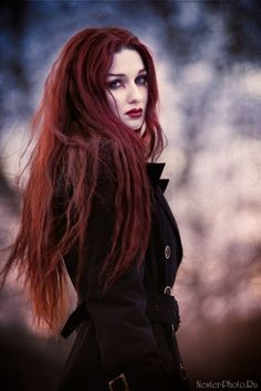 red haired fantasy girl - Google Search