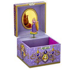 Rapunzel Musical Jewelry Box | Disney Store