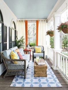 Bezaubernde Terrassen   Ideen Zum Dekorieren Mit Stil