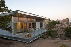 The advantages that come with building a steel prefab go far beyond just the aesthetic choices.
