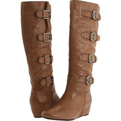 can't live in Uggs all winter. but then, I can't decide for sure if I love these buckles...I think I might...