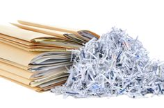 """As part of our storage, management, and scanning programs, West Coast Archives offers only 100% Certified Document Shredding. Other service providers merely """"destroy"""" documents, which means that your confidential archives may change hands several times along a loose chain of custody before they are ultimately recycled elsewhere. Call at 213-784-4660 for more information about paper shredding company Los Angeles or visit our website."""