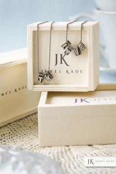 Letter Press Blocks from Jewel Kade
