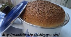 Ekmek yapmayı seviyorum hele ki şu sıralar perhizde olup tuzsuz yediğim içi… I love to make bread, especially nowadays because I eat more often because I'm eating saltless … The smell of the house spread while cooking, soft … Italian Chicken Dishes, Bread Recipes, Cooking Recipes, Salty Foods, Breakfast Items, Homemade Desserts, Turkish Recipes, Sweet And Salty, Bakery