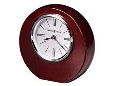 Howard Miller Adonis Tabletop Clock   Engravable   Personalized