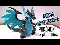 Como hacer a BLASTOISE con plastilina.  How to Make POKEMON BLASTOISE in clay  - DIBUJAME UN - YouTube