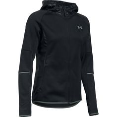 The Under Armour Storm Swacket Women's Full-Zip Jacket is made with a durable sweater-knit fabric that delivers unrivaled warmth, comfort & performance. Running Gear, Dress Me Up, Jackets For Women, Women's Jackets, Sport Outfits, Parka, Fitness, Hooded Jacket, Under Armour