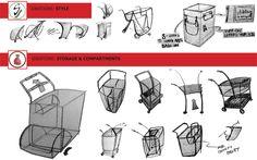 Urban Cart Redesign by Ashley Thorfinnson at Coroflot.com