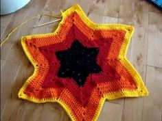 Crochet Super Stars 6 Points Afghans    Maybe this will be my 6 week winter break project!