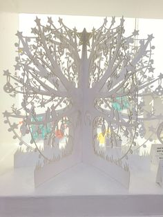 African wish tree made of paper Secret Diary, Chandelier, Ceiling Lights, Lighting, Paper, African, Instagram, Design, Home Decor