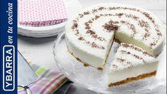 #Tarta de yogur y coco, fácil y deliciosa. #postres #recetasfáciles