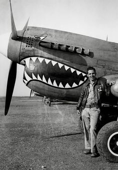 75th Fighter Squadron  Lt. Don Lopez