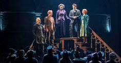 The play opened to great reviews in Britain. Now its lead producers are weighing…