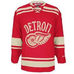Detroit Red Wings 2014 NHL Winter Classic Premier Replica Jersey by Reebok b8104a87e