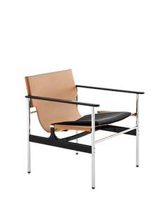 cadeira pollock, de charles pollock, 1960. knoll