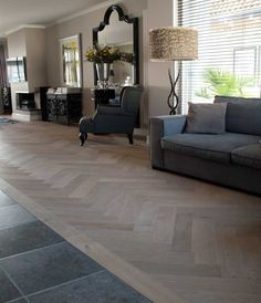 Extensive range of parquet flooring in Edinburgh, Glasgow, London. Parquet flooring delivery within the mainland UK and Worldwide. Living Room Decor, Living Spaces, Herringbone Wood Floor, Interior Decorating, Interior Design, Floor Design, Home Decor Accessories, Home And Living, Interior Inspiration