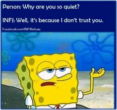 Pretty much.or maybe i trusted you before and got disappointed so now here is where we stand.or you did something unnecessarily out of pocket or unwarranted Infj Type, Intj And Infj, Enfj, Meyers Briggs Personality Test, Infj Personality, I Dont Trust You, Snoopy Quotes, Highly Sensitive, Self Discovery