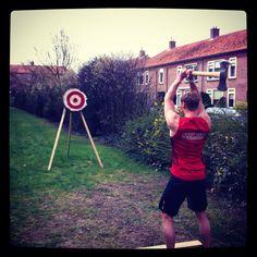 Throwing:)