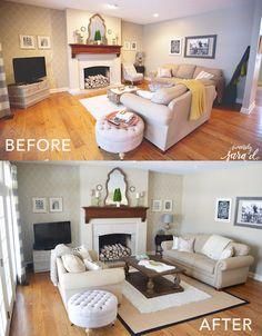 Rearranging Furniture On Pinterest Cheap Bedroom