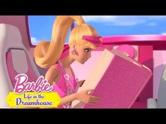 The Only Way to Fly | Life in the Dreamhouse | Barbie
