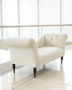 Settees & Chaises - Living Room - Furniture - Horchow