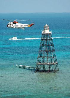 Sand Key Light House Key West, Florida  Awesome snorkel spot