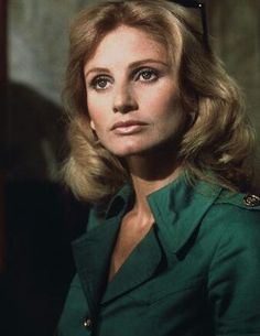Jill Ireland, British Actress best known for the many films she made with 2nd Husband Charles Bronson. Died at the age of 54 after long battle with Ovarian Cancer.