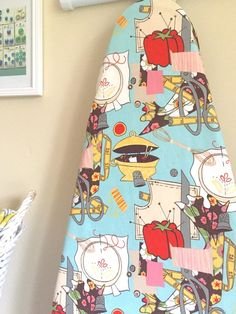 Ironing Board Cover  Sew Retro Alexander Henry