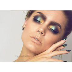 More pics on my blog  lindahallberg.com #fotd #makeup by lindahallbergs