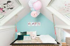 Meisjeskamer Girls room JONGInterieur.nl luchtballon