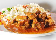 Chicken Stew Dish (Neilly's Cooking Sauce)