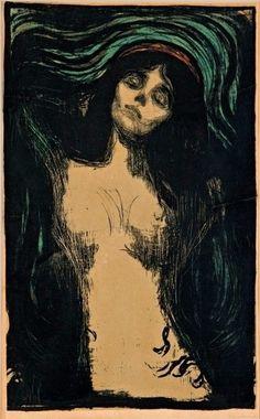 Madonna _ Edvard Munch