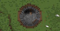 Minecraft seeds.
