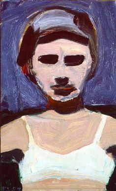 Richard Diebenkorn - Girl in the Sun