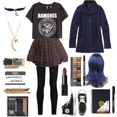 Art class by daniellecloverflick on Polyvore featuring мода, Patagonia…