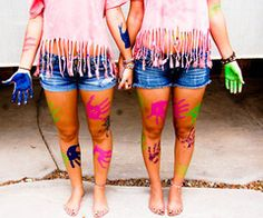 @Karlee Friese Friese Friese Friese Friese, can we have a paint fight!?