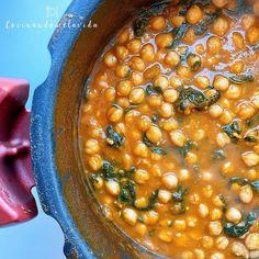 Chana Masala, Ethnic Recipes, Food, Salads, Recipes, Recipes With Vegetables, Legumes, Healthy Food, Essen