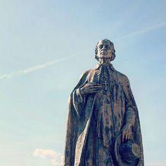 #lackoj #public #sculpture #hlinka #outdoors #fujifilmx100s #Ruzomberok #slovakia