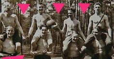 """Nasib Kaum Merah Jambu """"Pink Triangle"""" di Kamp Konsentrasi Nazi: Benarkah Hitler """"MENGKEBIRI"""" Mereka?"""
