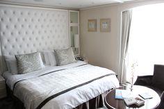 Crystal Cruises Serenity Penthouse Stateroom 10091. #cruise #luxury #travel #wanderlust #fernwah