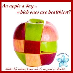 "What #apples are ""healthiest? Do you need the skin? Answers on IG: instagram.com/thechemicalfreeme/ #applepicking #healthyliving #whatveganseat #cleanliving #eatingclean #crueltyfree #nontoxicliving #livehealthy #healthyfood #healthiswealth #healthyhabbits #takecareofyou #holistichealth #cleaneats #organicliving #allnatural #naturalfood #vegan #freshfood #healingthroughfood #organicfood #farmtotable #fromscratch #oneingredient #apples #igfitcommunity #healthyeating #health"