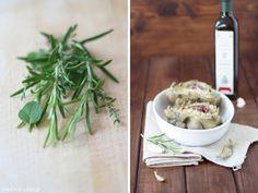 Grilled artichoke by http://dreierlei-liebelei.blogspot.de