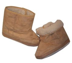 Tan Baby Boots 9-12 Months « Shoe Adds for your Closet