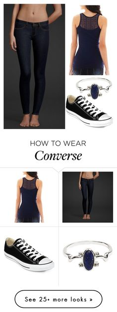 """""""Untitled #441"""" by samantha1-a on Polyvore featuring Abercrombie & Fitch, Arizona and Converse"""