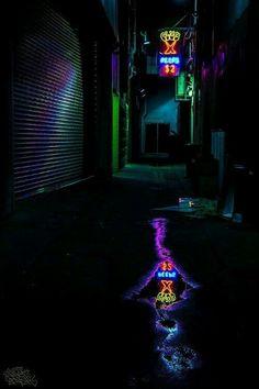 Neo-Noir Alley