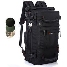 Oxford Backpack Casual Travel Single-shoulder Crossdody Bag Multi-functional Laptop Bag For Men Online - NewChic Mobile