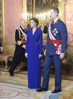 6 January 2020 - King Felipe and Queen Letizia attend Pascua Militar at Madrid Royal Palace Princess Stephanie, Princess Estelle, Princess Charlene, Crown Princess Victoria, Crown Princess Mary, Princess Of Spain, At Madrid, Pregnant Princess, Royal Christmas