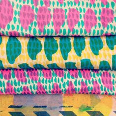 """""""Yeah! These super bright prints are launching as part of my #loiscreatives collaboration with @shop_lois at the end of the month - can't wait!! …"""""""