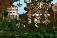 minecraft-greek-temple